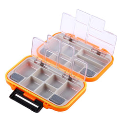 Fresh Deals Sports & Travel Portable Compartments Spinning Fly Fishing Lure Storage Box