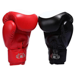 Fresh Deals Sports &Travel Punch Training Karate Sports Mitts Men's Boxing Gloves