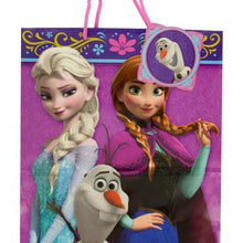 Kole Imports Gift Wrapping Little Girls Disney's Frozen Gift Bag Set Of 18 Pack