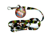 Kole Imports Pet Supplies Camouflage Dog Leash With A Metal Collar Clip Set of 24 Pack