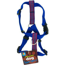 Kole Imports Pet Supplies Durable Gain Control Adjustable Dog Harness Set of 24 Pack