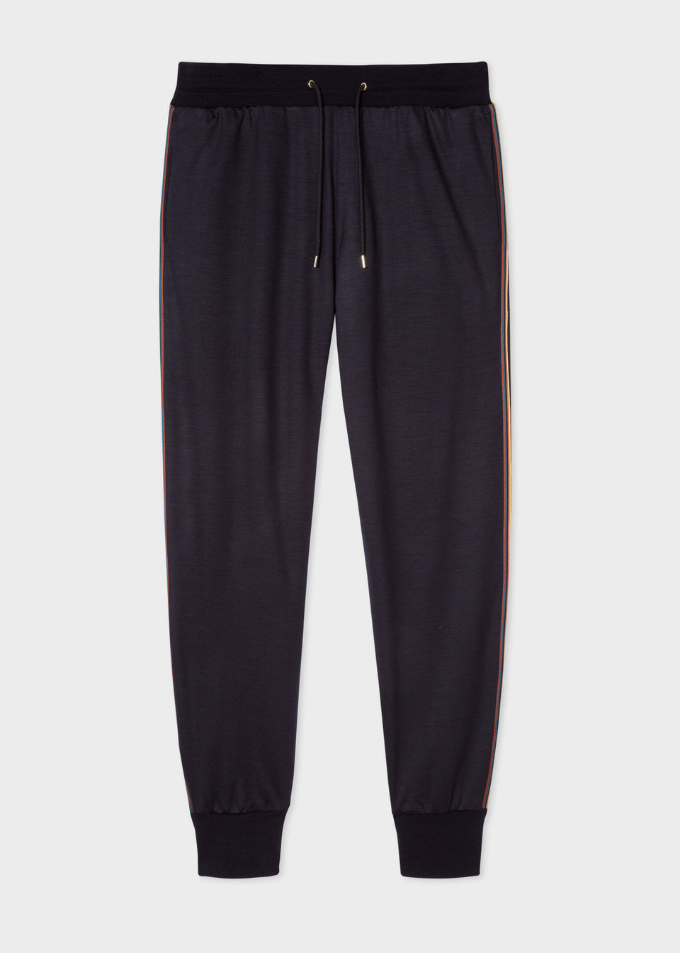 PAUL SMITH TAPED JOGGER MARINE
