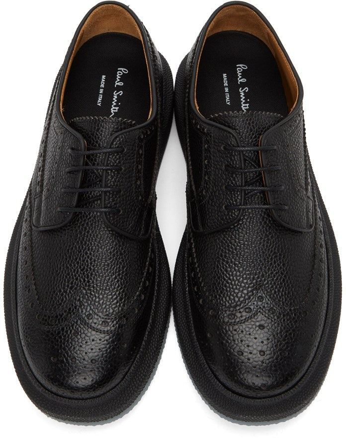 PAUL SMITH BROQUES BLACK
