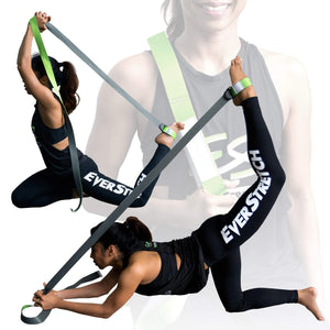 Yoga Strap by EverStretch - EverStretch