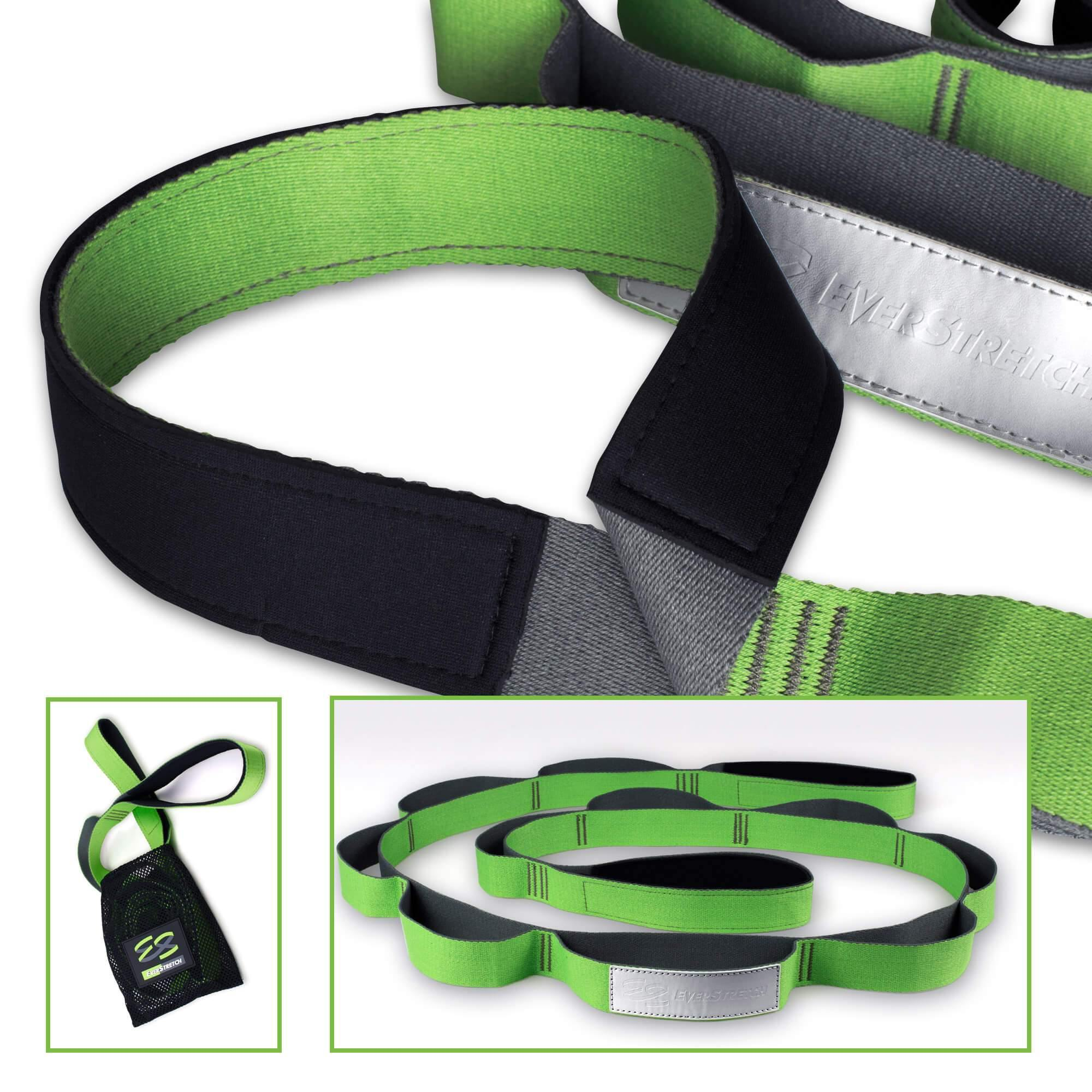 Looped Stretching Strap by EverStretch - EverStretch