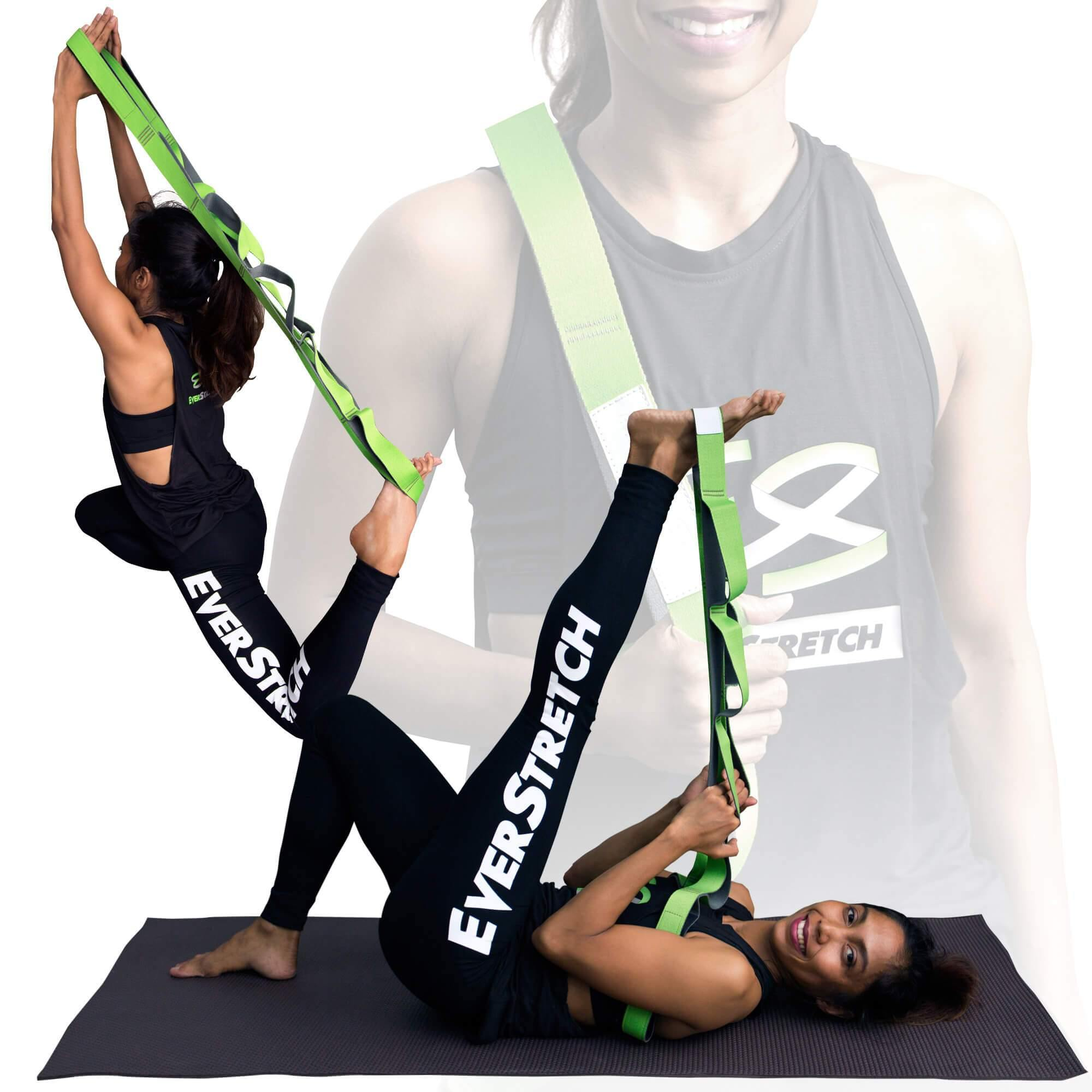 Looped Stretching Strap by EverStretch
