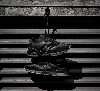 New Balance 997S Full Black