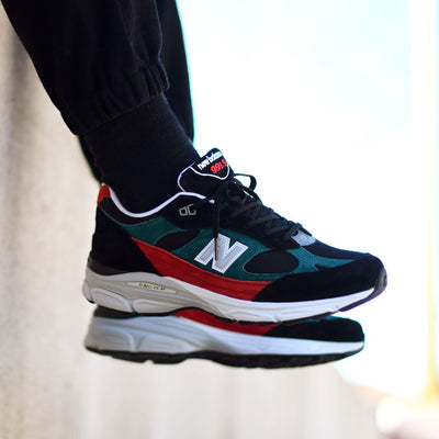 New Balance 991.9 Black/Red