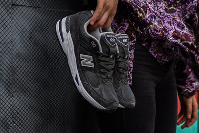 New Balance 991 Dark Grey