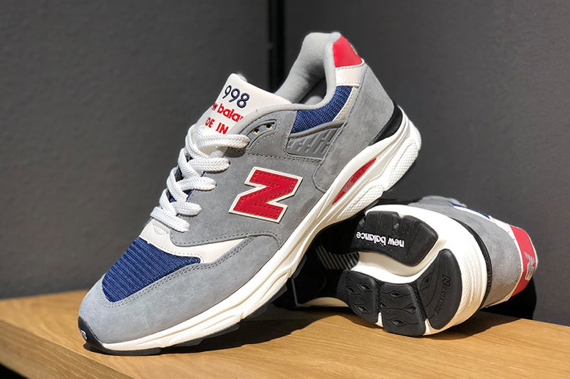 998 Grey Red