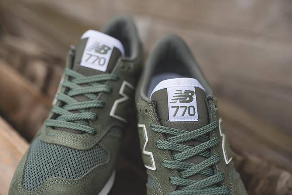 770 Olive Green
