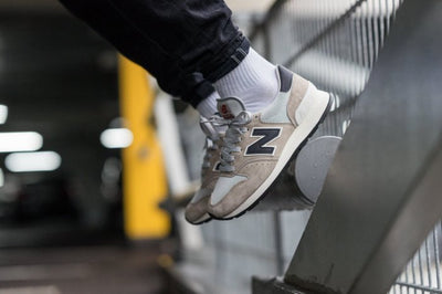 New Balance 995 Grey Black