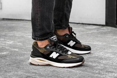 New Balance 991.9 Green Black