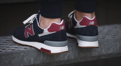 New Balance 1400 Blue/Red