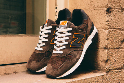 1400 Brown/Orange