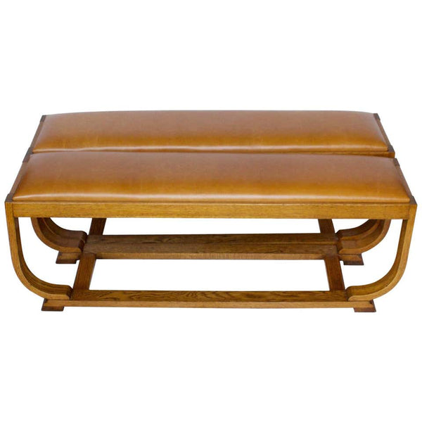 Art Deco Benches