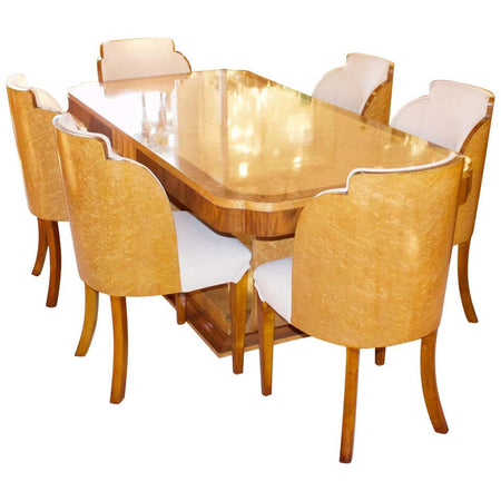 Art Deco Nest of Tables by Harry & Lou Epstein