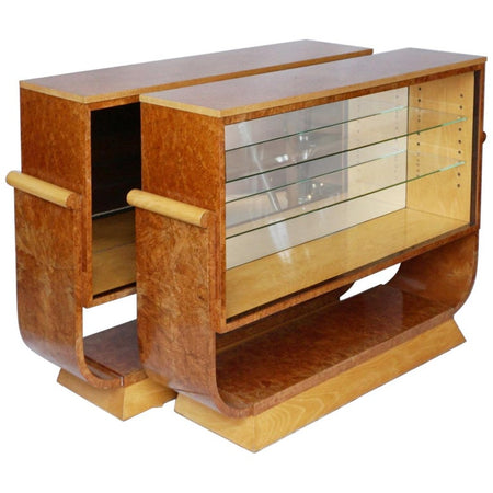 Art Deco Desk by Maurice Adams