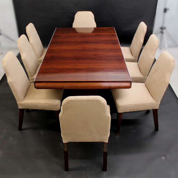 Art Deco 8 Seater Dining Suite