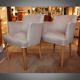 Art Deco Side Chairs