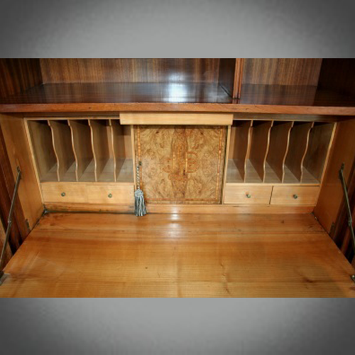 Art Deco Desk Cabinet
