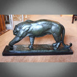 Art Deco Panther by Becquerel