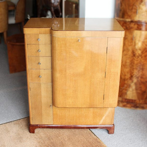 Art Deco Cocktail Chest