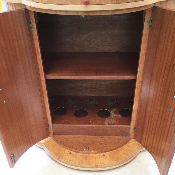 Epstein Art Deco cocktail cabinet