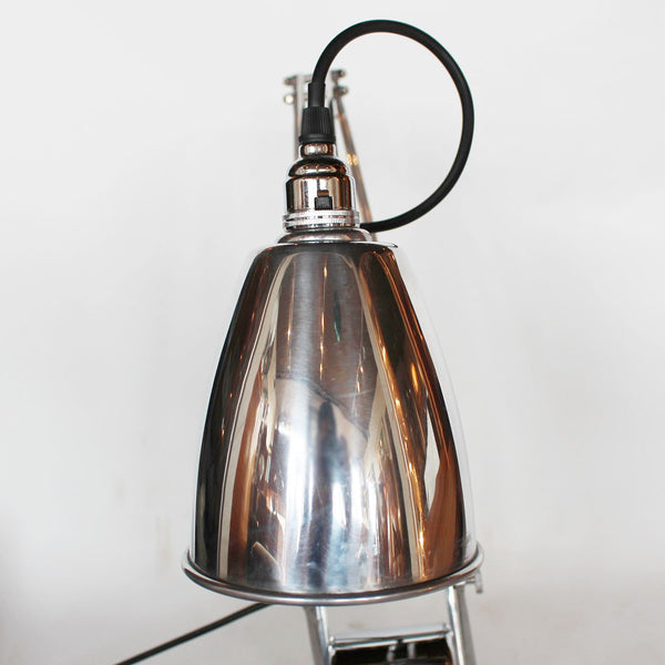 Art Deco Hadrill & Horstmann counterpoise desk lamp at Jeroen Markies
