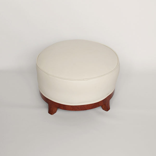Art Deco Footstool
