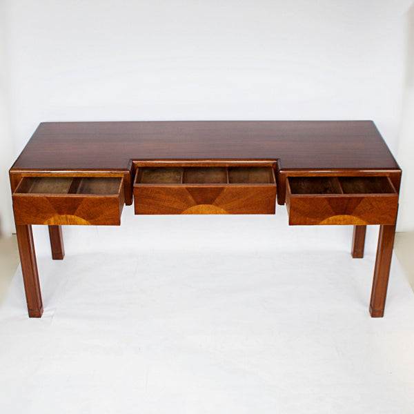 A Signed Art Deco Console Table/Sideboard by Betty Joel Jeroen Markies Art Deco