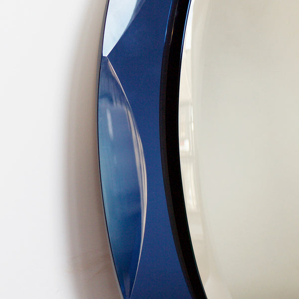20th Century Oval Mirror