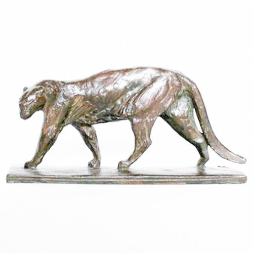 Art Deco Panther