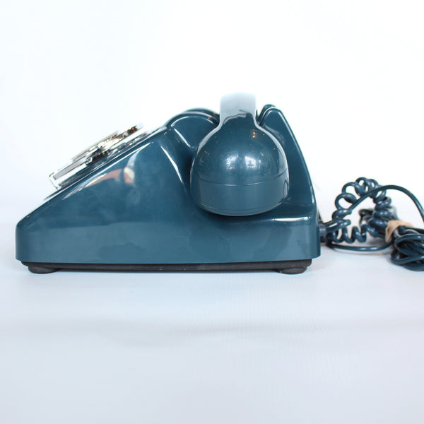 Concord Blue Original GPO Model 706 Telephone at Jeroen Markies