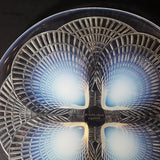 René Lalique Coquilles No.3 Art Deco Opalescent Glass Plate Jeroen Markies Art Deco