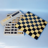 Chiso for Dunhill Handmade Chess & Draughts Set Jeroen Markies Art Deco