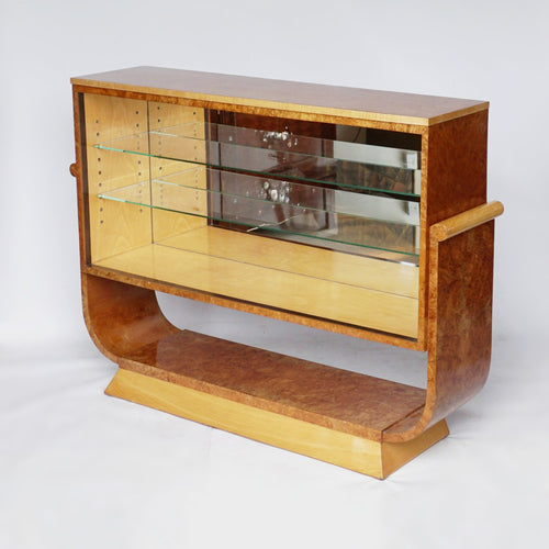 Pair of Art Deco Bookcases by Harry & Lou Epstein