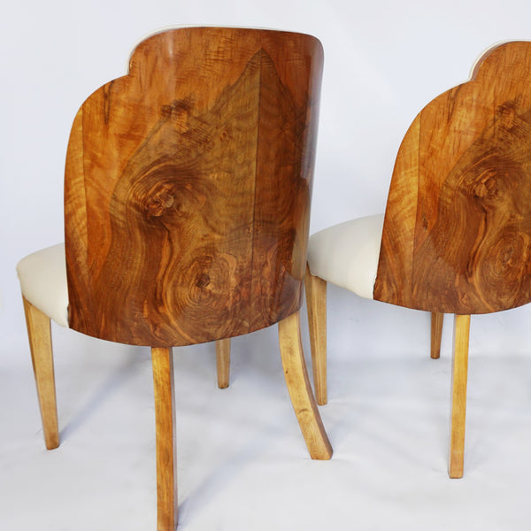 Harry & Lou Epstein Art Deco Cloud Chairs Jeroen Markies Art Deco