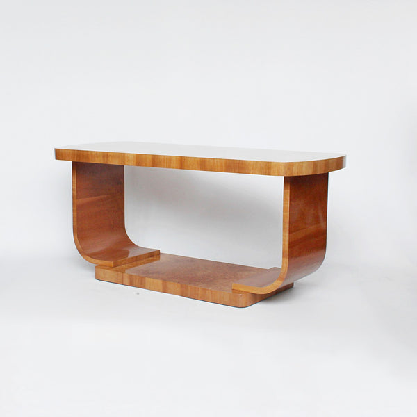 Epstein Art Deco coffee table circa 1930