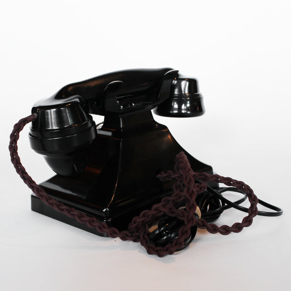 art deco telephone