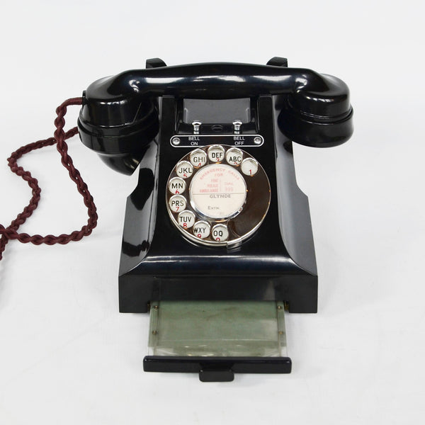 original GPO model 328L Telephone Jeroen Markies Art Deco