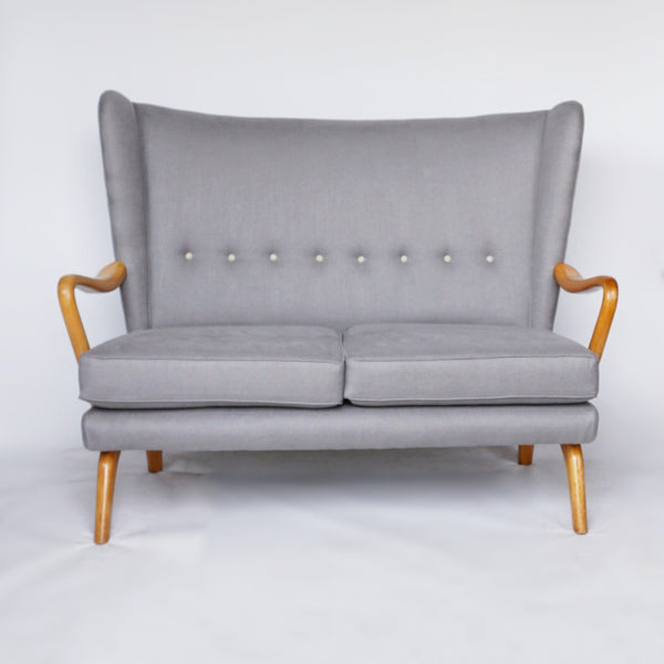 Mid-Century Bambino Sofa by Howard Keith Jeroen Markies Art Deco