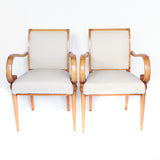 A Pair of Cocktail Chairs