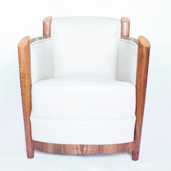 Art Deco Club Chairs