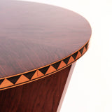 Conical Library Table