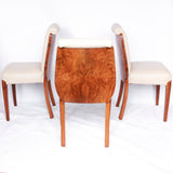 Art Deco 6 Seat Dining Suite