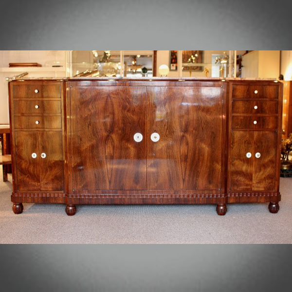 Leleu Art Deco Sideboard