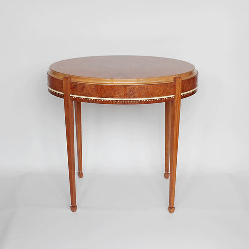 Art Deco side table by Maple & Co