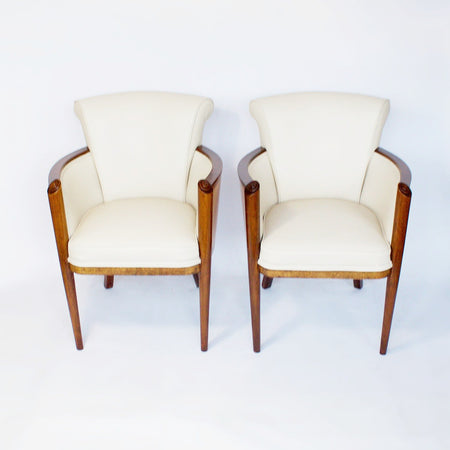 Art Deco cloud chairs