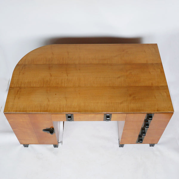 Art Deco Desk by Maurice Adams Jeroen Markies Art Deco